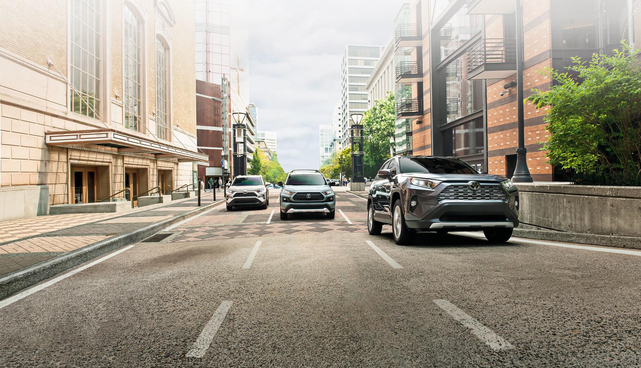 2020 Toyota SUV Lineup - Dixon, IL