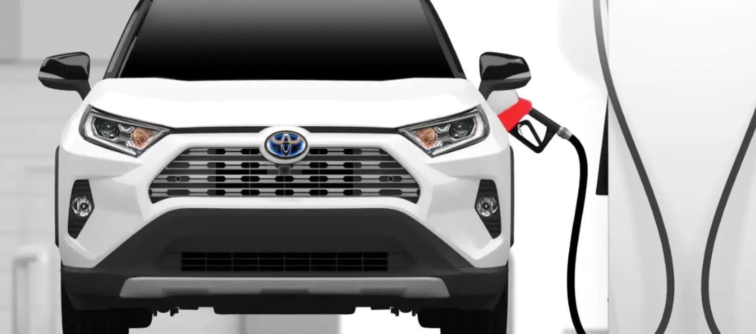 Toyota Fueling