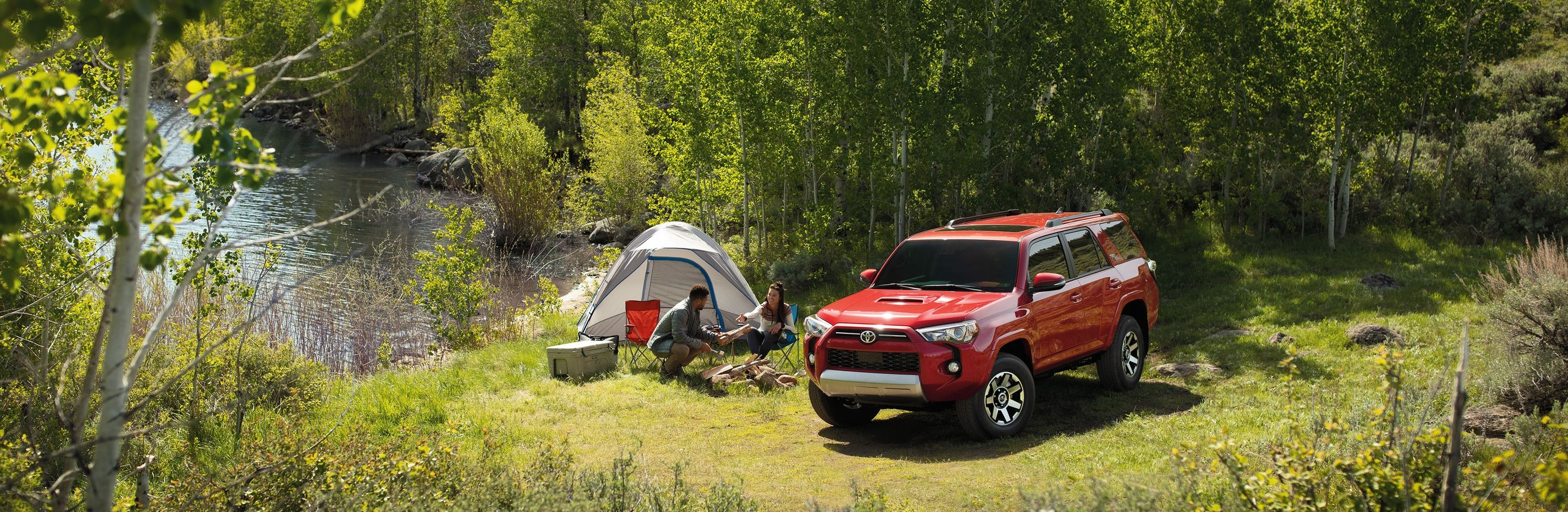 2020 Toyota 4Runner Lease in Rockford, IL