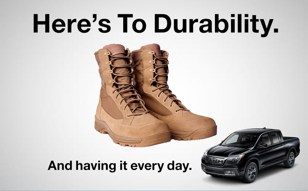 Here to Durability