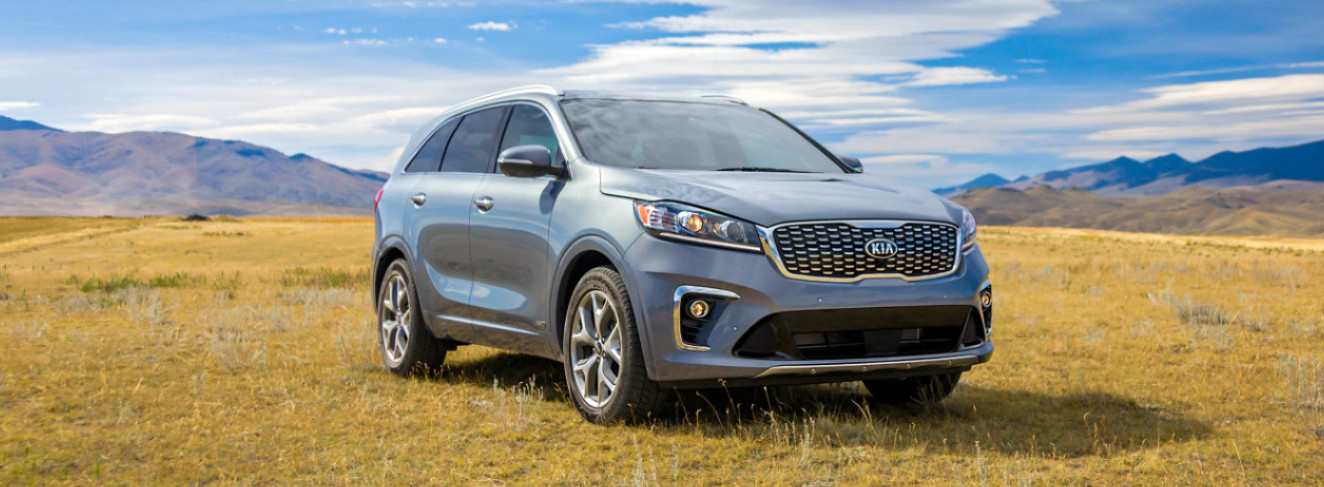 2020 Kia Sorento Lease in Rockford, IL