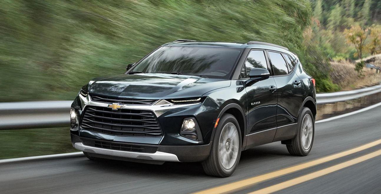 2020 Chevrolet Blazer for Sale near Lansing, MI