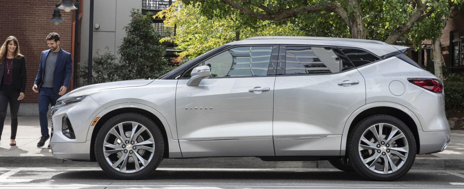 2020 Chevrolet Blazer Leasing near Lansing, MI