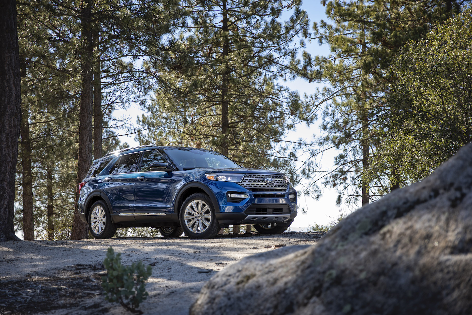 2020 Ford Explorer Brochure