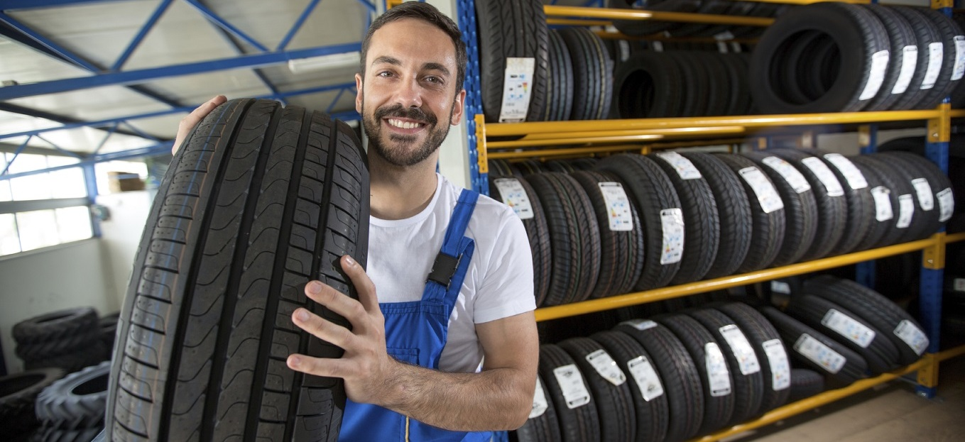 Kia Tire Sales and Service in Rockford, IL