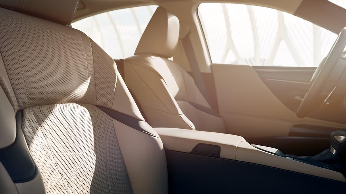 2020 Lexus ES 300h Seating