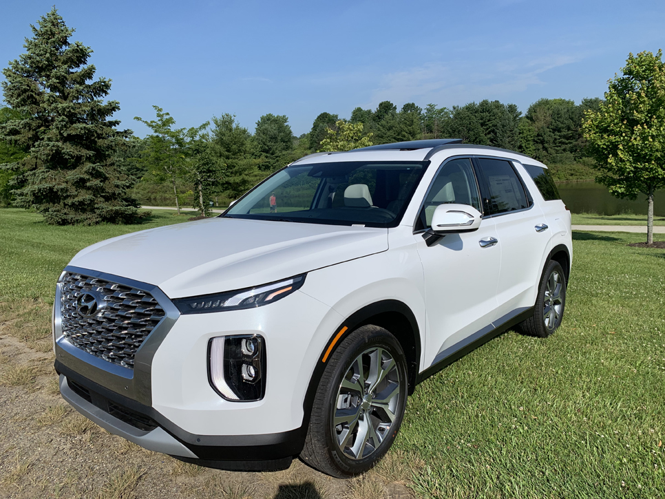 2020 hyundai palisade review massillon, oh