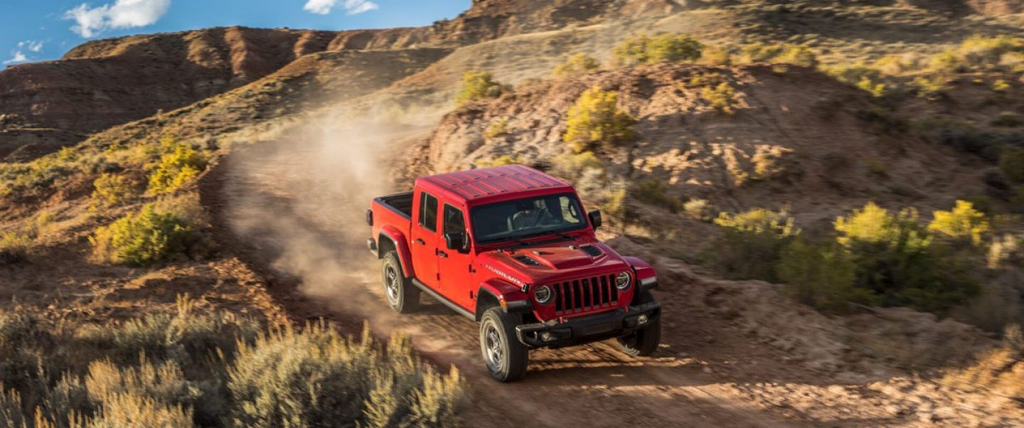 2020 Jeep Gladiator Key Features in Cookeville, TN