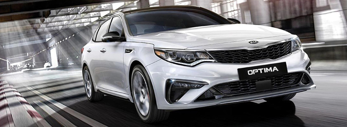 2020 Kia Optima Leasing in Port Charlotte, FL
