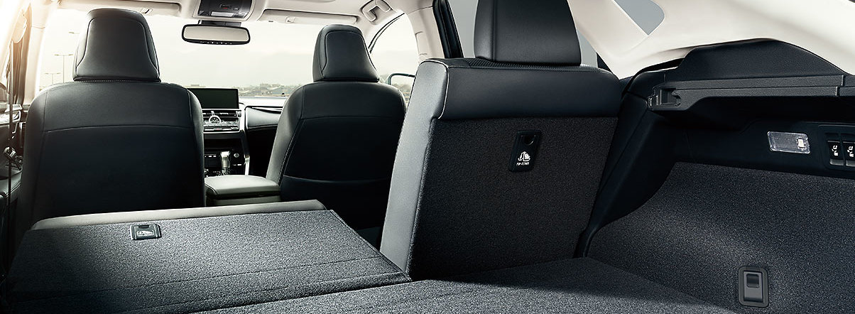 2020 NX 300 Cargo Space
