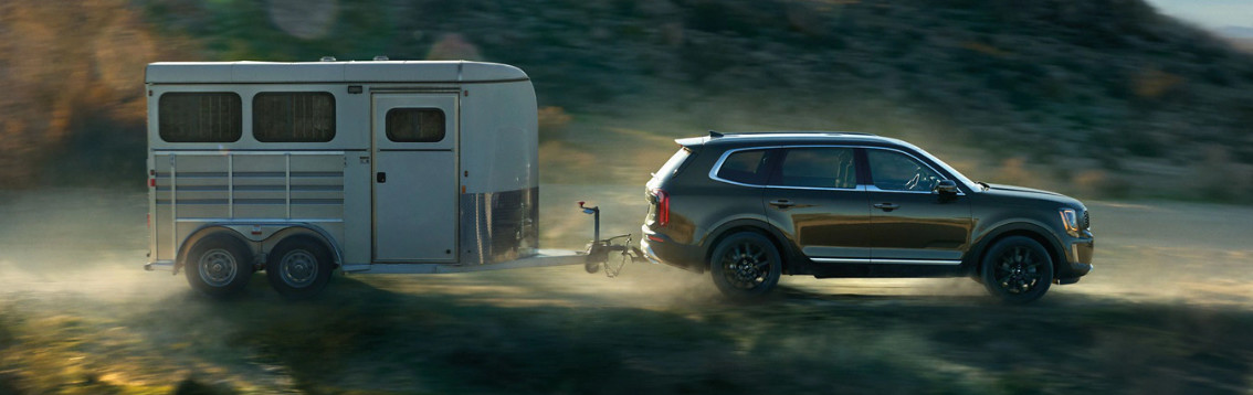 2020 Kia Telluride Towing Capacity near Lakeland, FL