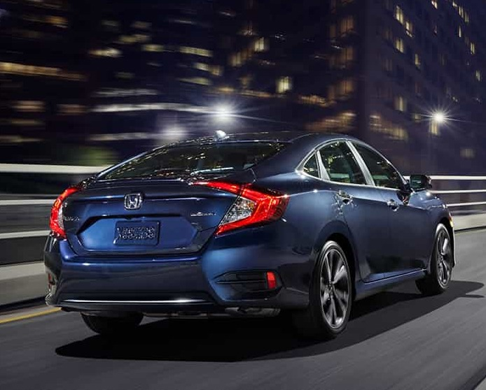 2020 Honda Civic Leasing near Richmond, VA