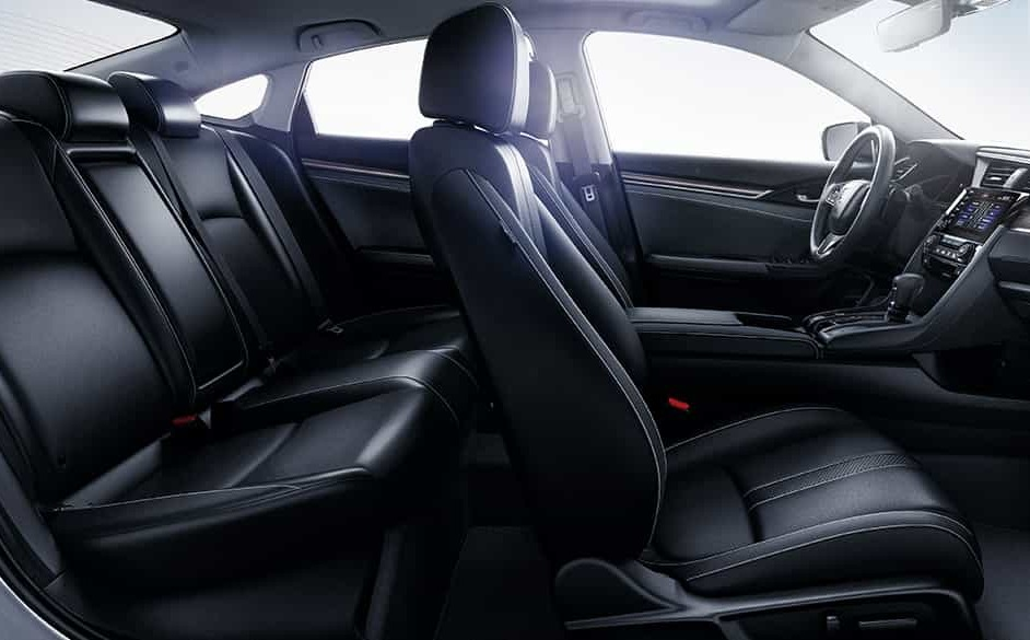 2020 Honda Civic Seating