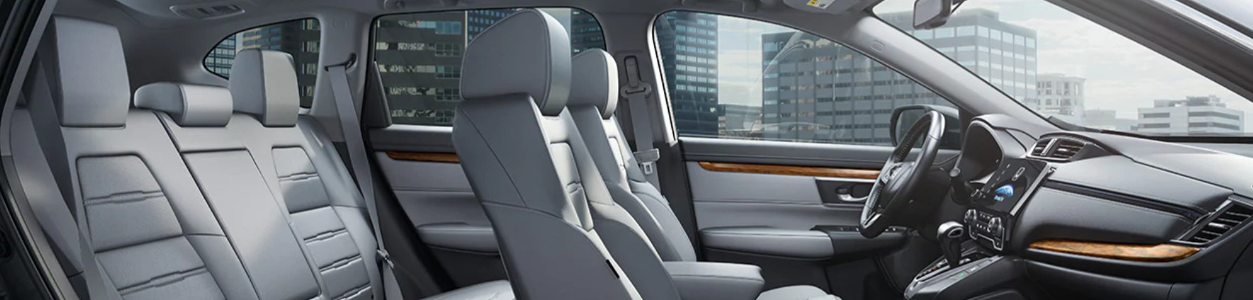 2020 CR-V Seating
