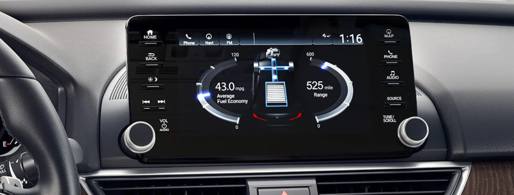 2020 Accord Touchscreen
