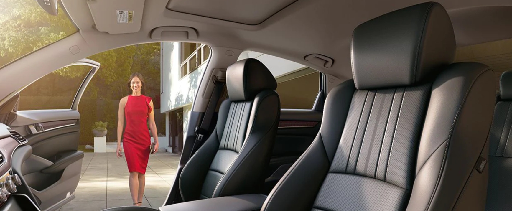 2020 Accord Seating