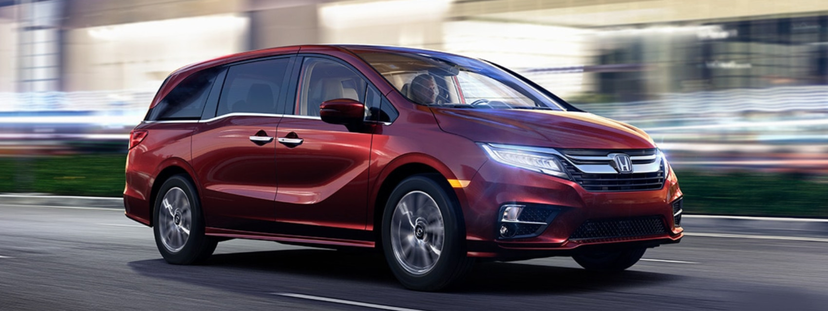 2020 Honda Odyssey Leasing near Humble, TX