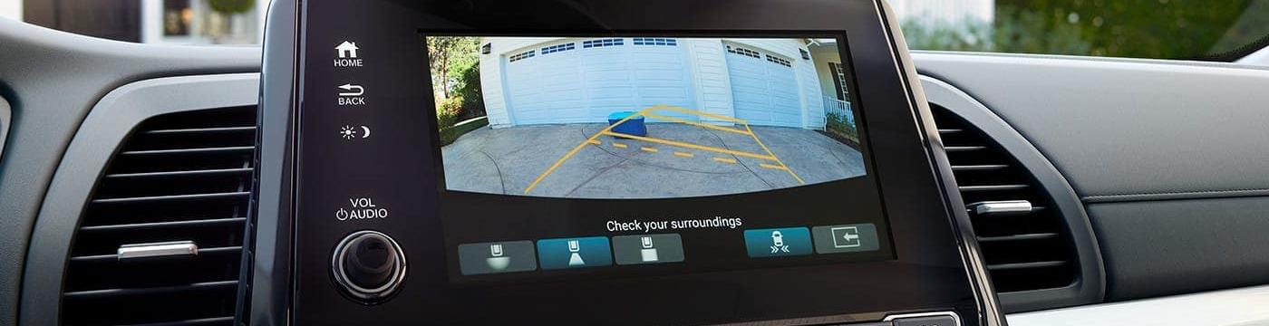 2020 Odyssey Touchscreen