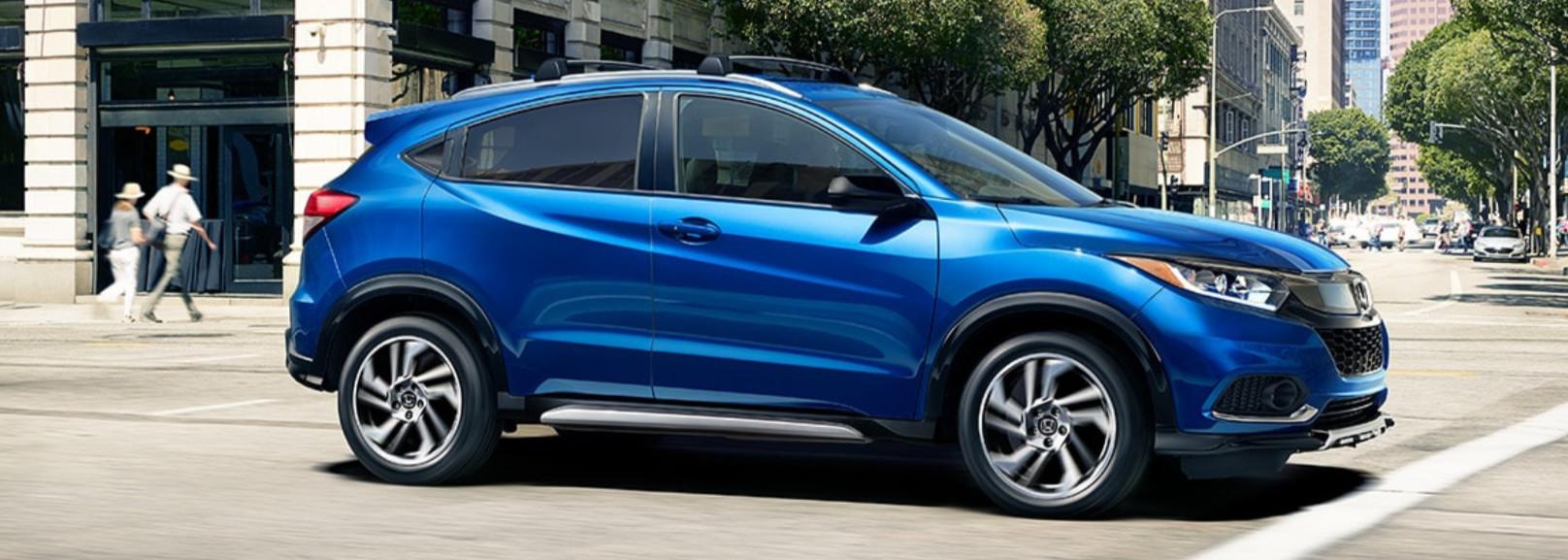 2020 Honda HR-V Leasing near The Woodlands, TX