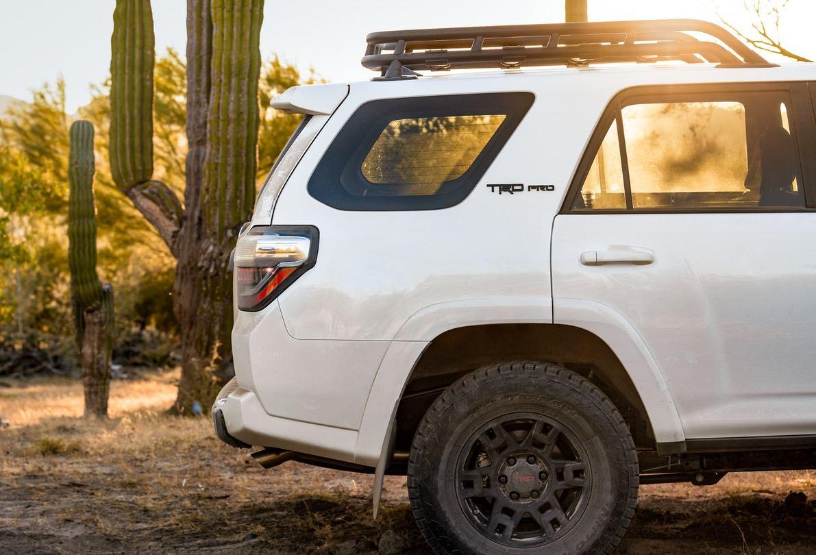 2020 Toyota 4Runner Exterior Details