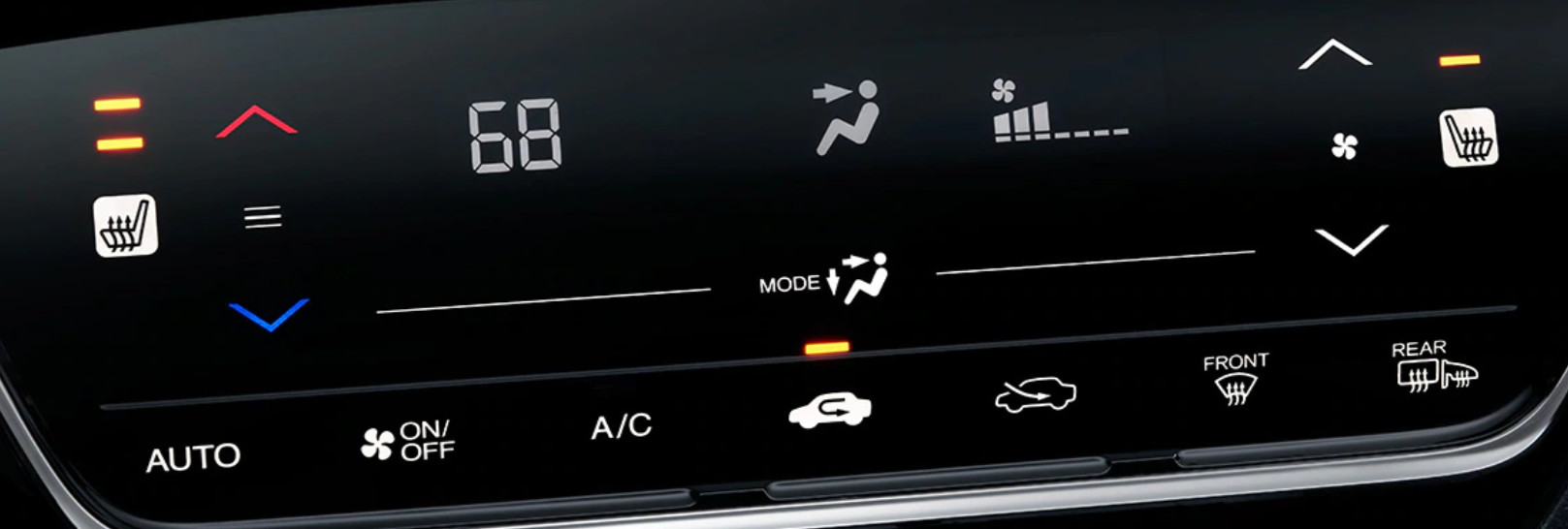 2020 HR-V Automatic Climate Control