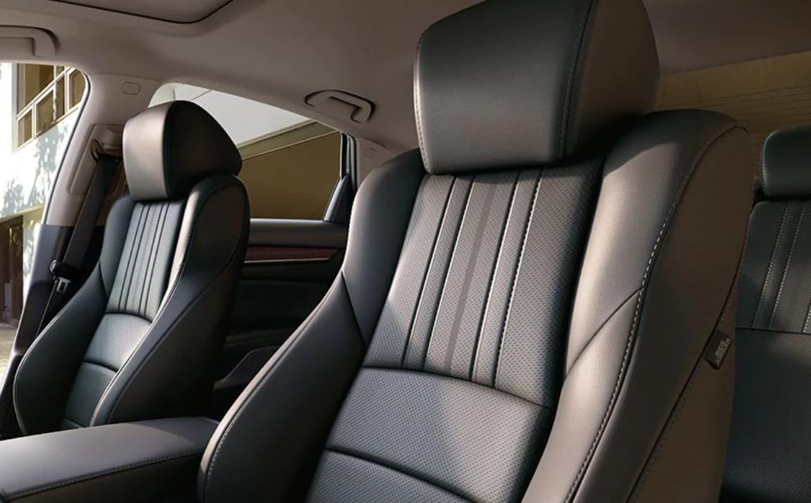 2020 Honda Accord Black Leather