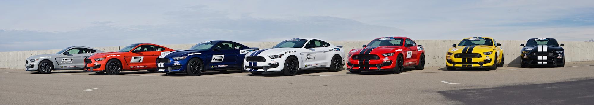 GT350R Race School - GT350 Track Attack