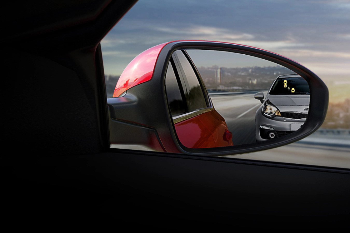2020 Forte With Available Blind Spot Warning
