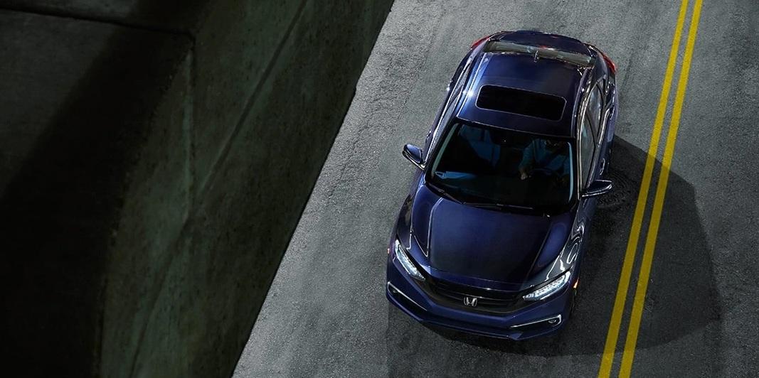 2020 Honda Civic Lease in Melbourne, FL