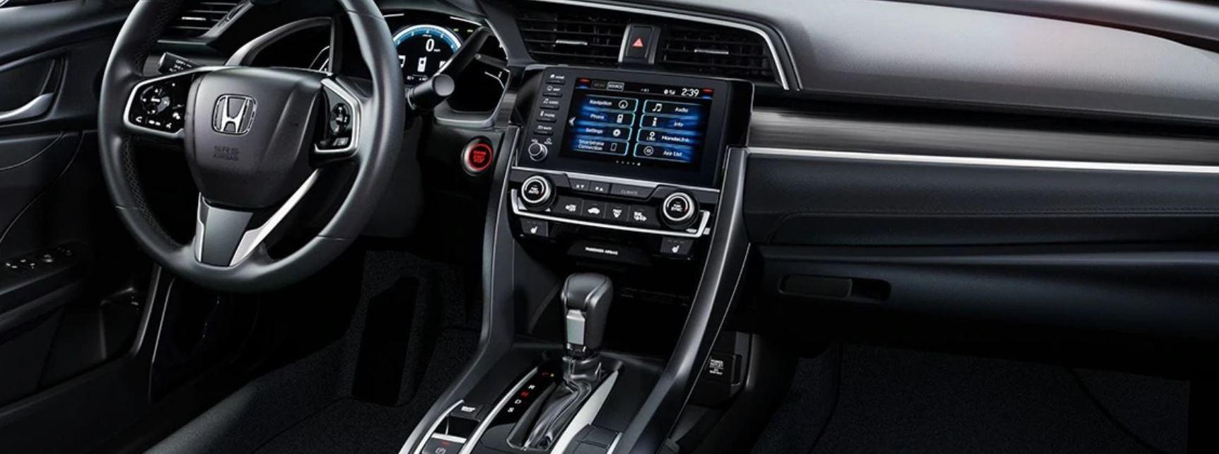 2020 Honda Civic Dashboard