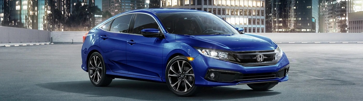 2020 Honda Civic Leasing near Cocoa, FL