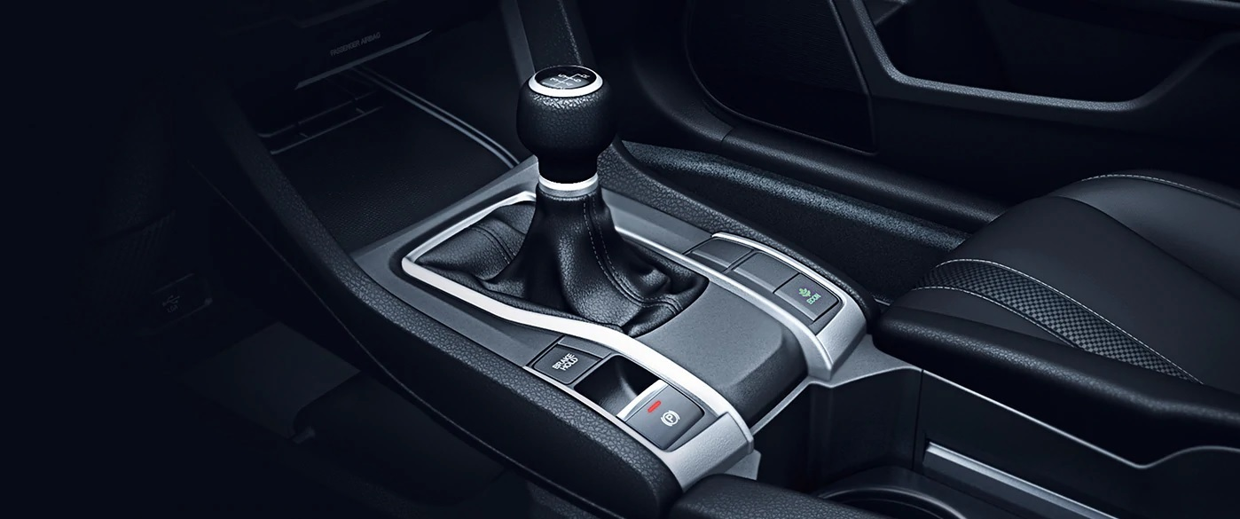 2020 Honda Civic Gear Shifter