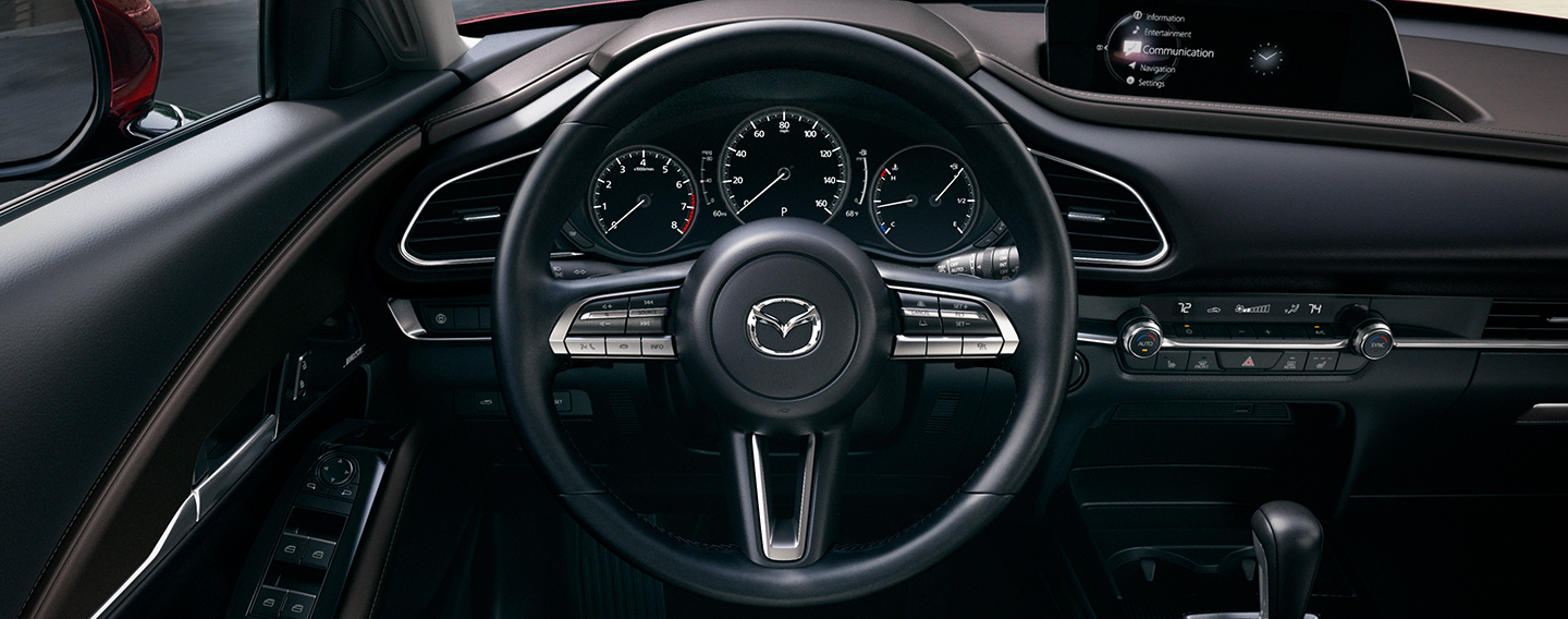 Stay Connected in the 2020 MAZDA CX-30