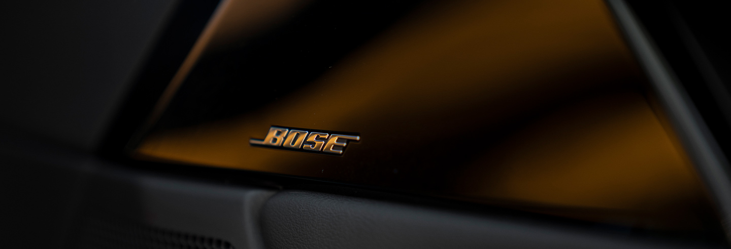 Available Bose® Premium Audio in the 2020 MAZDA CX-30