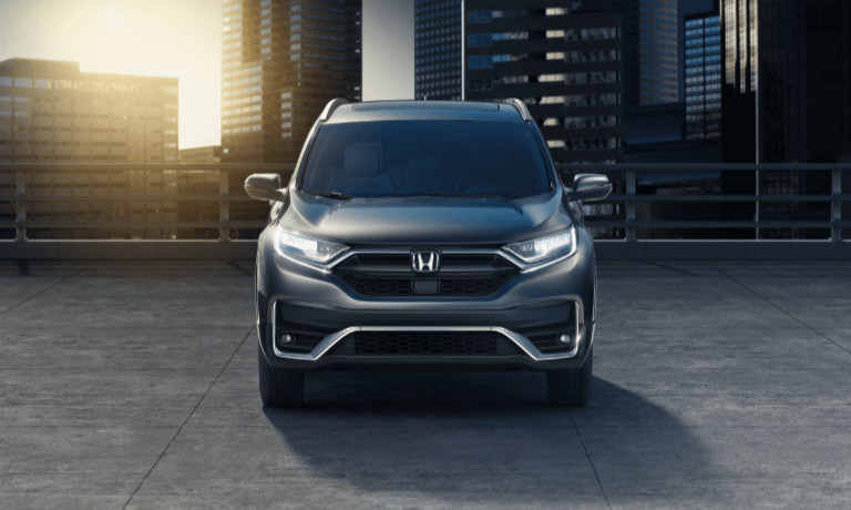 2020 Hond CR-V exterior front view