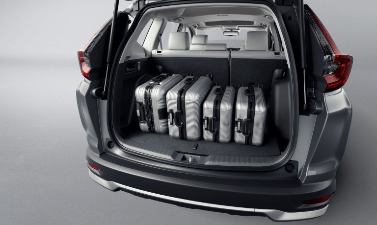 2020 Honda CR-V interior trunk space