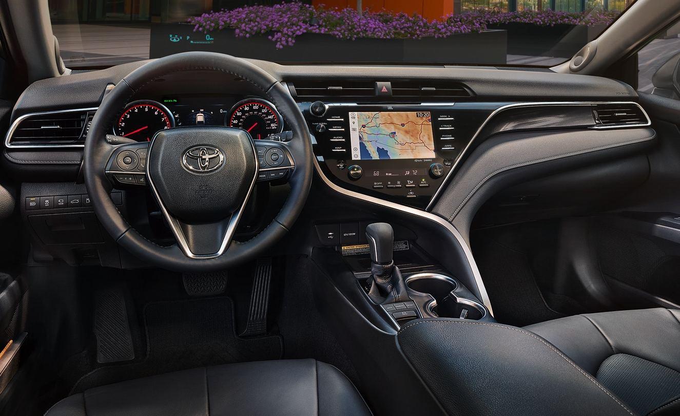 2020 Camry Interior