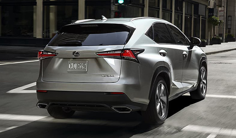 New Lexus NX