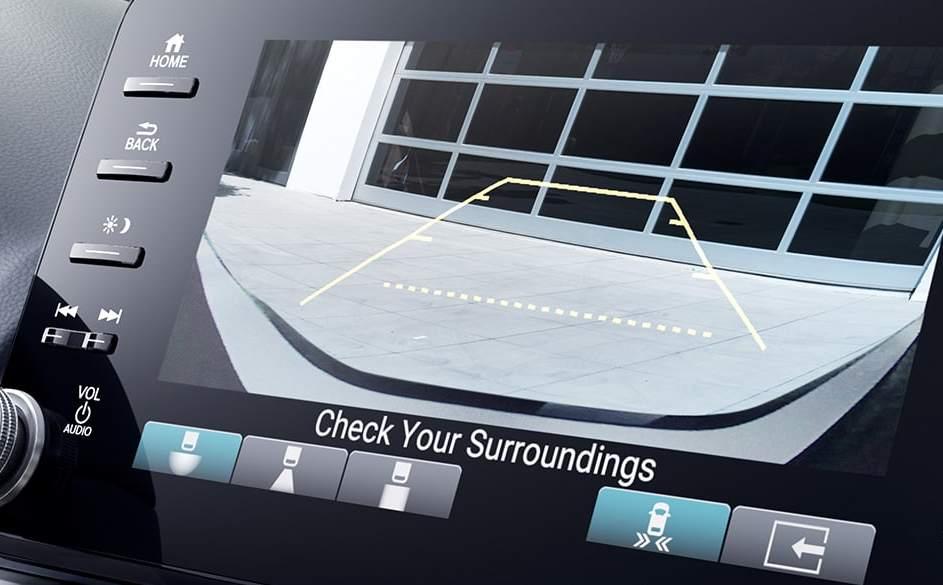 2020 Honda Accord Rearview Camera