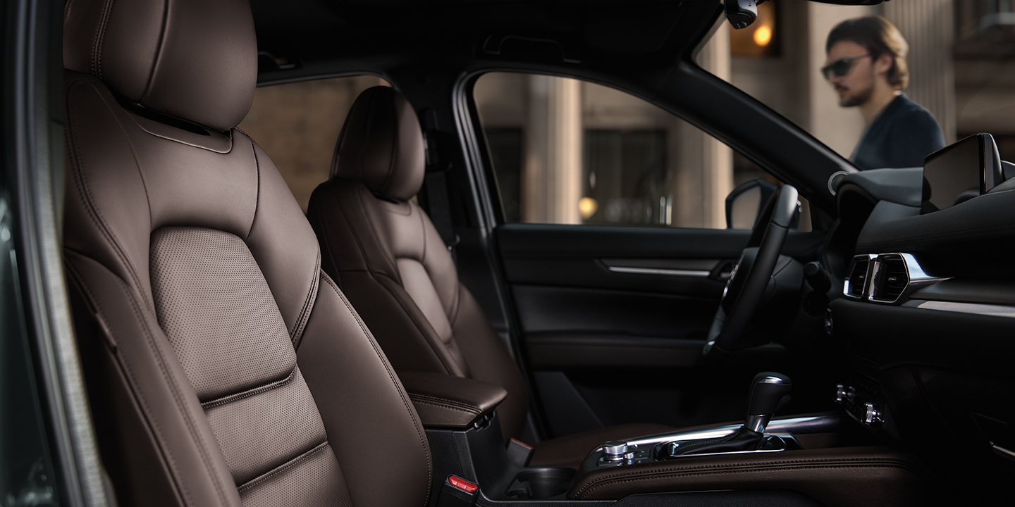 The 2020 MAZDA CX-5 was Built with Pure Comfort!