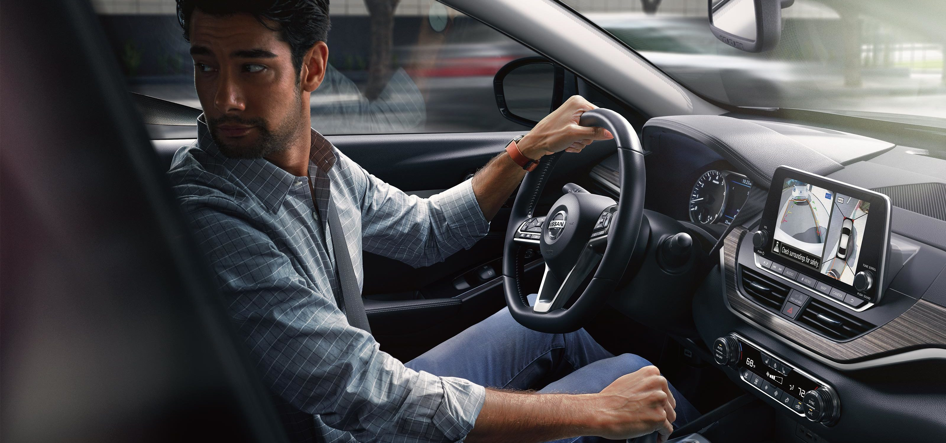 Stay Alert in the 2020 Altima
