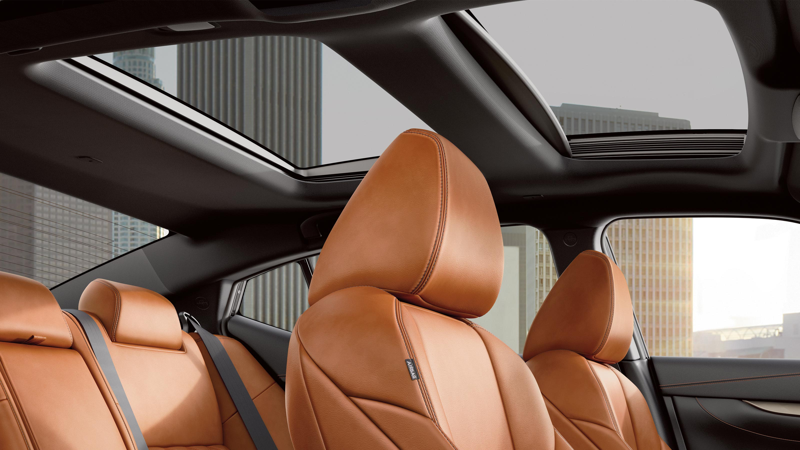 2020 Nissan Maxima Available Dual Panel Panoramic Sunroof