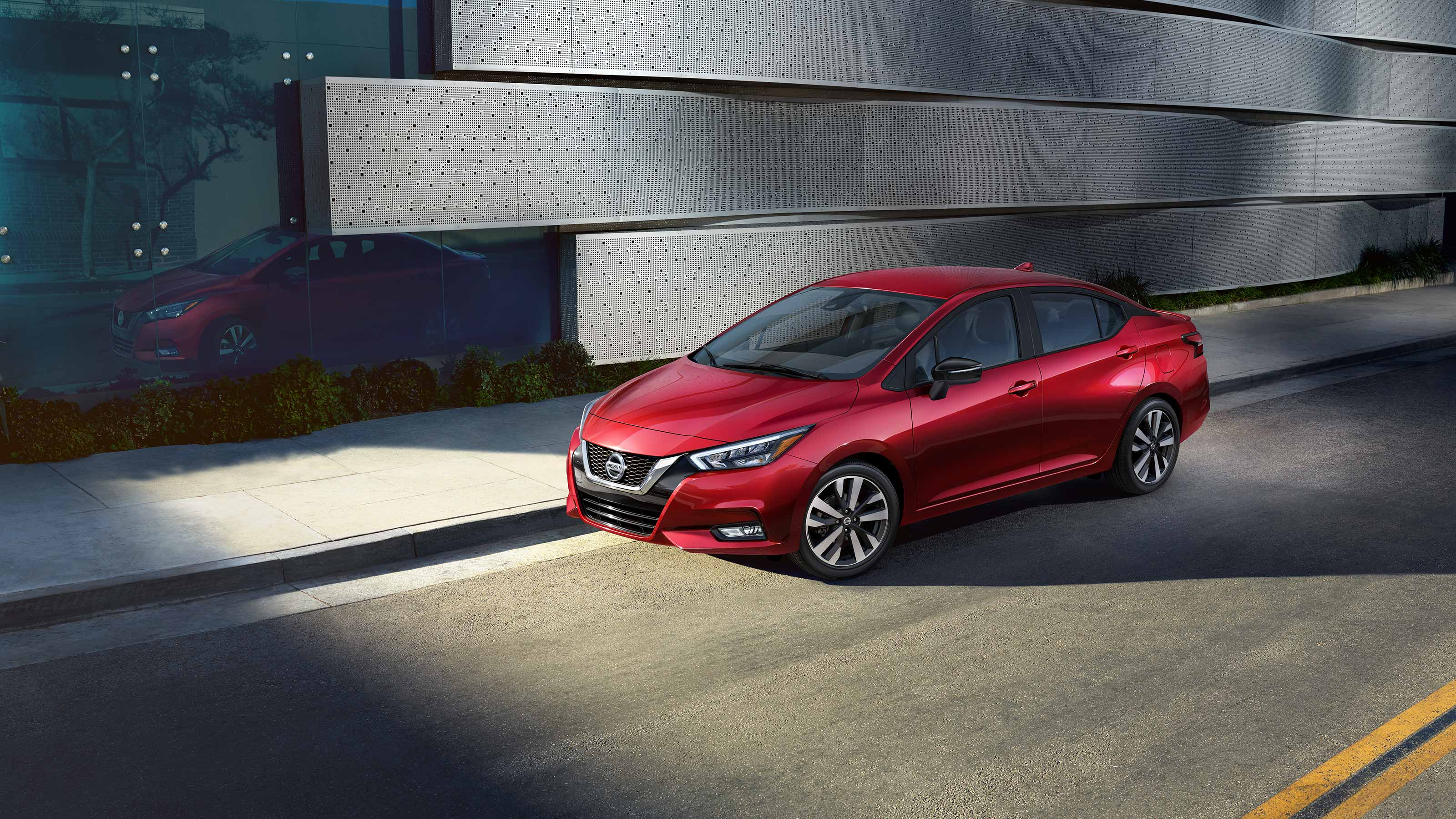 2020 Nissan Versa vs 2020 Hyundai Accent near Sacramento, CA
