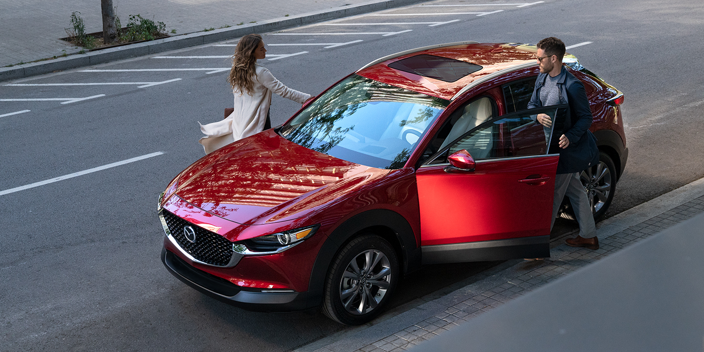 2020 MAZDA CX-30 Trim Comparison in San Antonio, TX