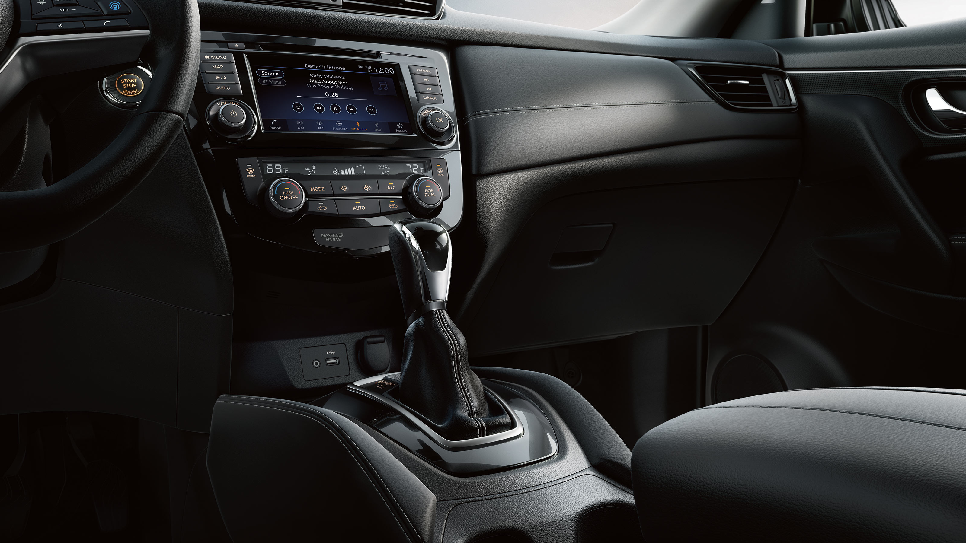 Upscale Cabin of the 2020 Rogue