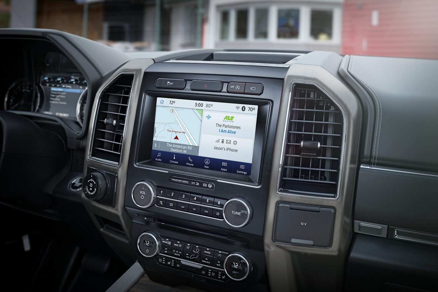 2020 Ford Expedition Technology