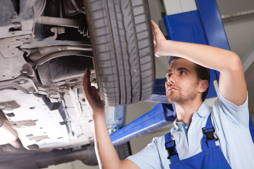 Why Get Your Car or Truck Alignment Done at Nissan of Elk Grove?