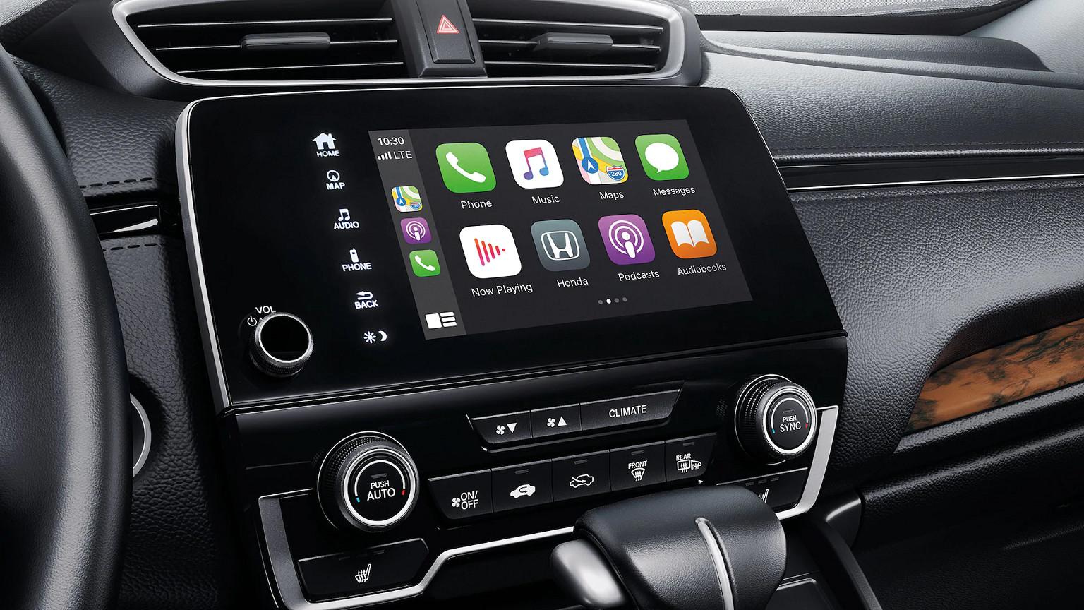 2020 CR-V With Apple CarPlay®