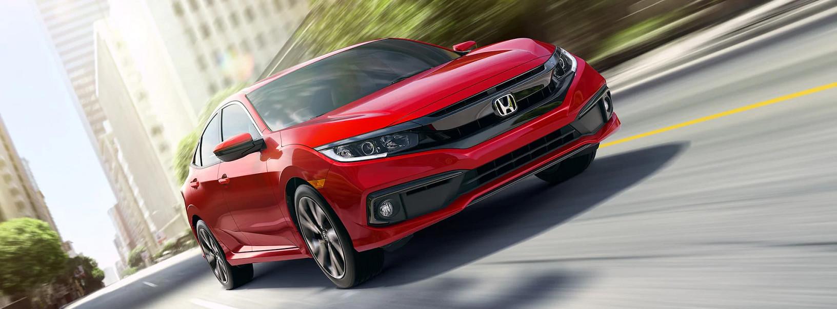 2020 Honda Civic Leasing near Aiken, SC