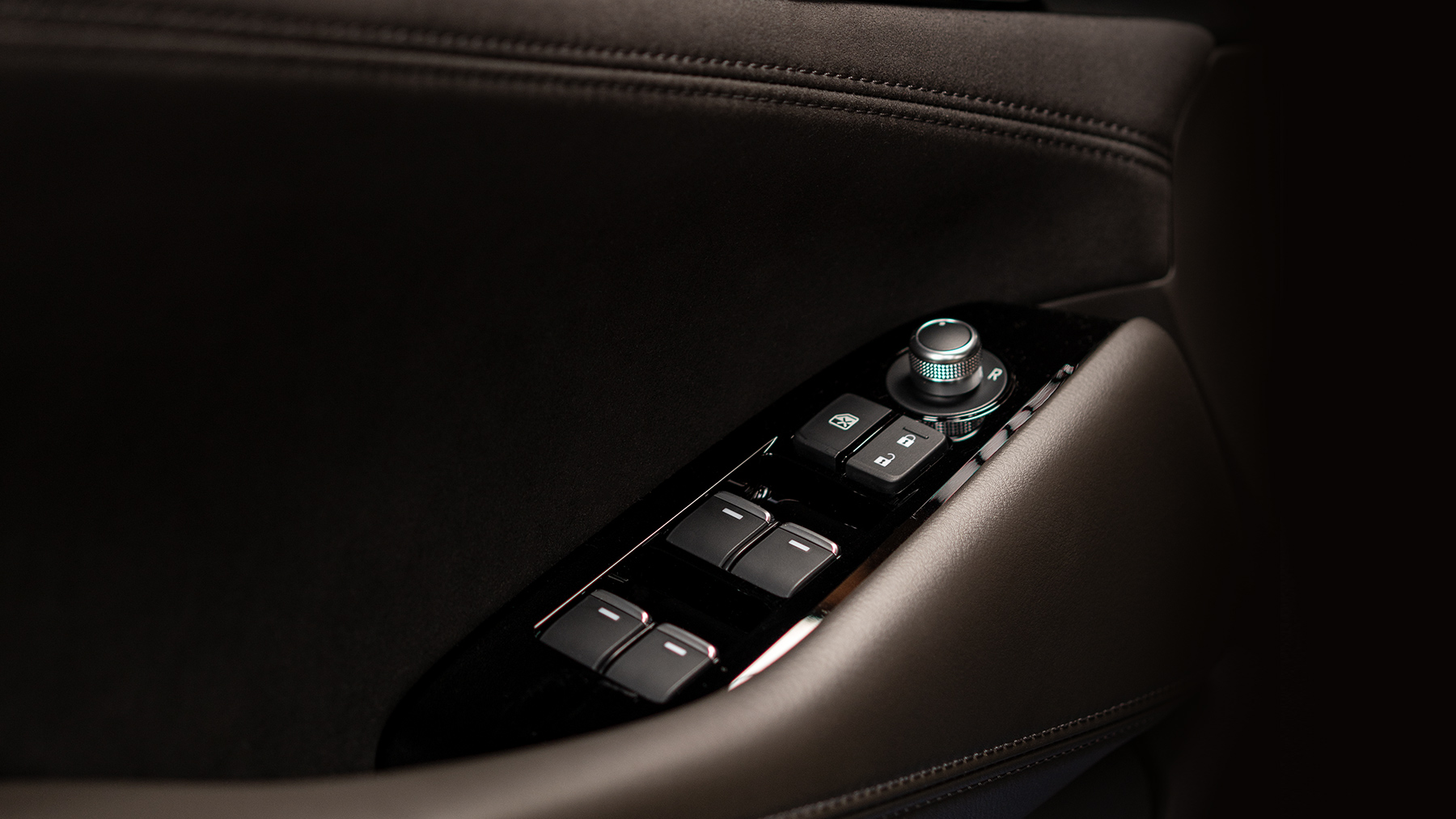 Interior Controls in the 2020 MAZDA6